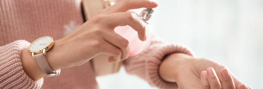 Les parfums tendances