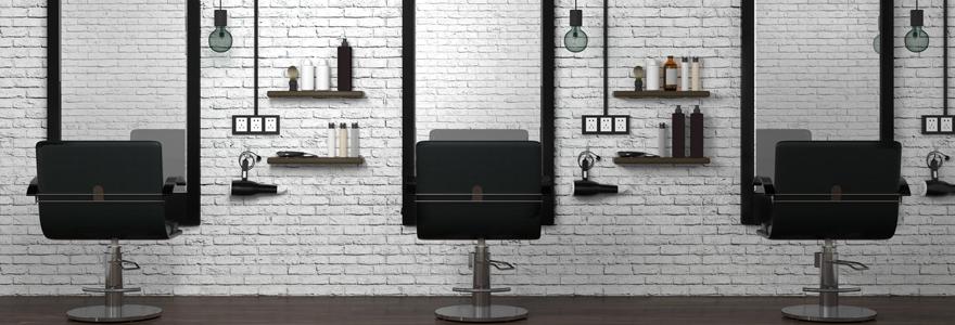 Un salon de coiffure à Bordeaux